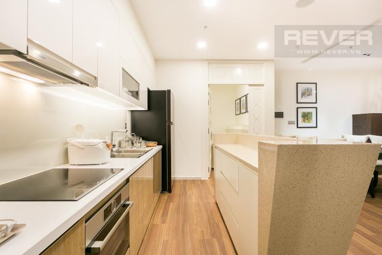 Nhà Bếp Bán hoặc cho thuê căn hộ Vinhomes Golden River 3PN, tầng cao, đầy đủ nội thất, view sông Sài Gòn và Thủ Thiêm