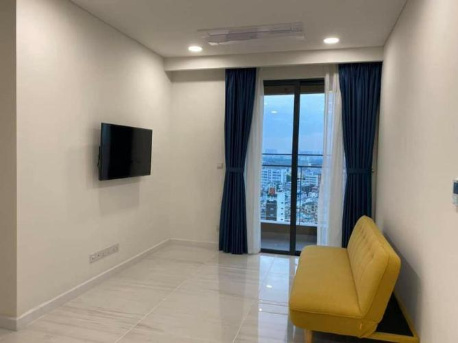 Cho thuê căn hộ Kingdom 101 Quận 10, 2 phòng ngủ, diện tích 62m2, đầy đủ nội thất