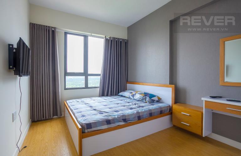 Phòng Ngủ 1 Căn hộ Masteri Thảo Điền 3 phòng ngủ tầng cao T4 nội thất đầy đủ