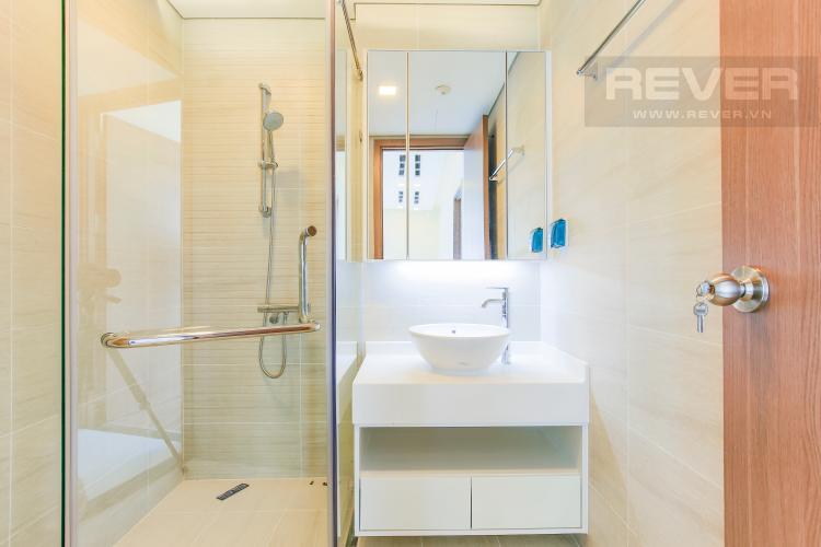 Phòng Tắm 2 Căn góc Vinhomes Central Park 2 phòng ngủ tầng cao Park 6