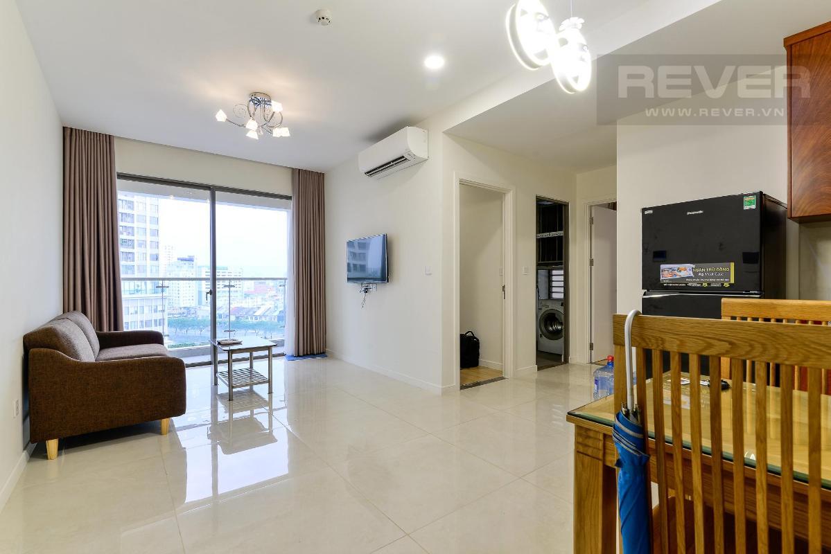 05448a7ba60c4052191d Bán căn hộ Masteri Millennium 2PN, block B, diện tích 72m2, đầy đủ nội thất, view kênh Bến Nghé
