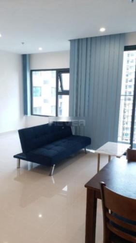 Phòng khách Vinhomes Grand Park Quận 9 Căn hộ Vinhomes Grand Park tầng 20, view sông và thành phố.