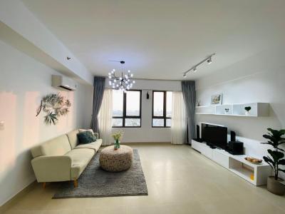 Bán căn hộ Masteri Thảo Điền 3PN, đầy đủ nội thất, sổ hồng, căn góc view sông và Landmark 81