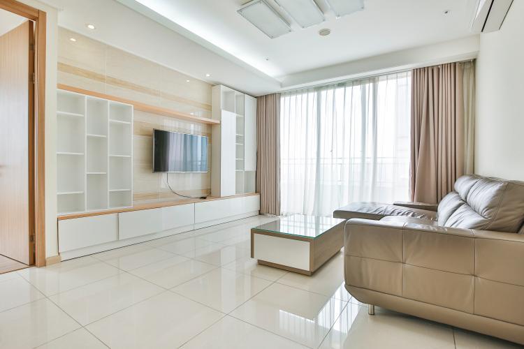 Căn hộ Cantavil Premier 3 phòng ngủ tầng trung D2 view hồ bơi