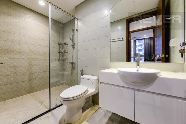 Phòng tắm 2 Căn góc Vinhomes Central Park 4 phòng ngủ tầng thấp Landmark 1