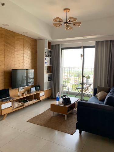 Phòng khách căn hộ MASTERI THẢO ĐIỀN Cho thuê căn hộ Masteri Thảo Điền 2PN, diện tích 70m2, đầy đủ nội thất, view sông thoáng mát
