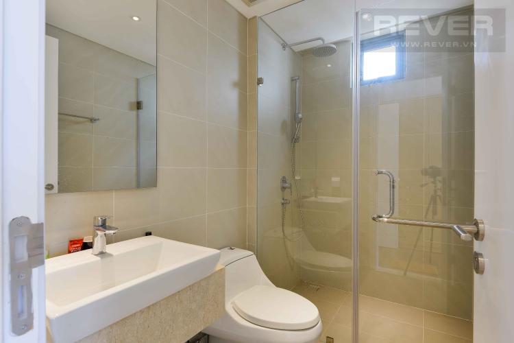 Toilet 2 Bán hoặc cho thuê căn hộ dual key Diamond Island - Đảo Kim Cương 3PN, đầy đủ nội thất, view sông thoáng mát