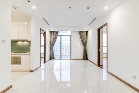 Căn hộ Vinhomes Central Park 3 phòng ngủ tầng cao Landmark 2