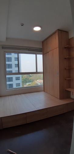 Phòng ngủ căn hộ Golden Mansion Căn hộ Golden Mansion cửa hướng Nam, ban công hướng Bắc view nội khu.