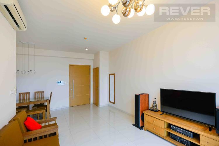 Phòng Khách Bán căn hộ The Vista An Phú 2PN, tầng thấp, tháp T4, diện tích 102m2, đầy đủ nội thất