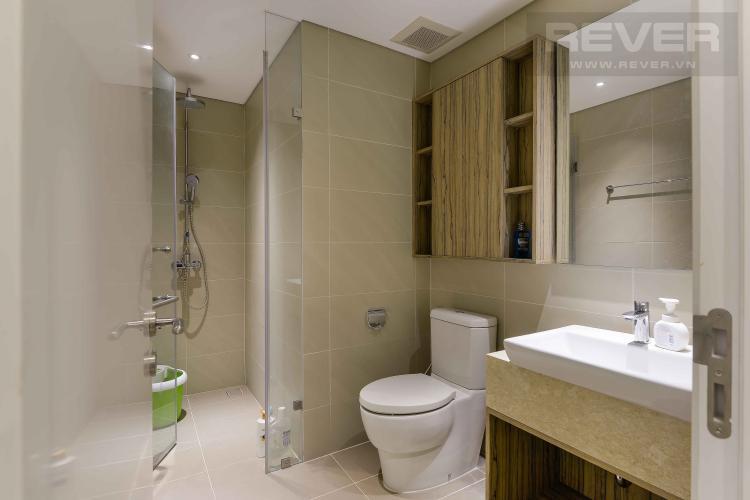 Toilet 1 Bán căn hộ Diamond Island - Đảo Kim Cương 3PN, đầy đủ nội thất, thiết kế ấn tượng, view trực diện hồ bơi