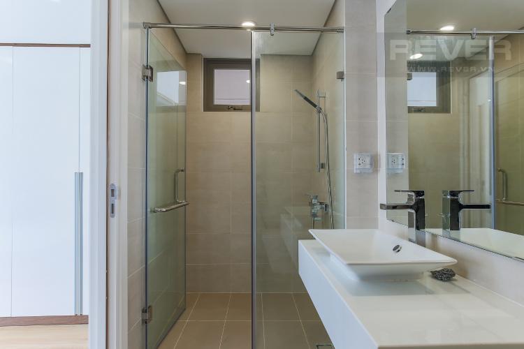 Phòng Tắm 1 Bán căn hộ Masteri Millennium tầng cao, block B, 3PN đầy đủ nội thất