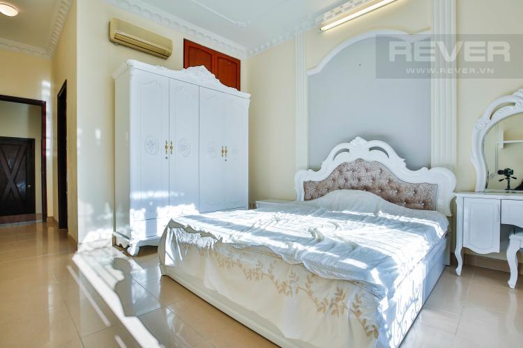 Phòng ngủ Nhà phố đường số 9 thiết kế đẹp, nội thất sang trọng