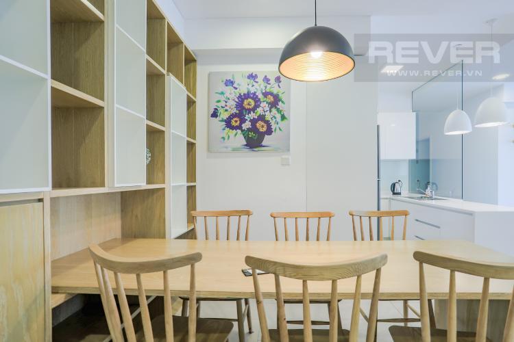 Phòng Ăn Căn hộ The View Riviera Point tầng cao 2PN đầy đủ nội thất