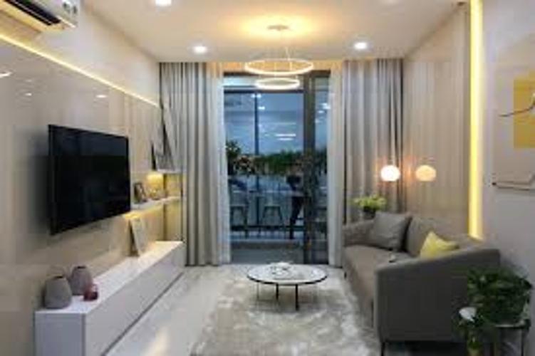 Nhà mẫu căn hộ Ricca , Quận 9 Căn hộ Ricca tầng 7 ban công thoáng mát, nội thất cơ bản hiện đại.