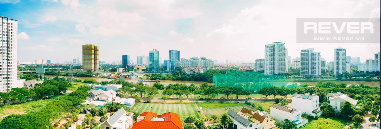 View Cho thuê căn hộ Sunrise Riverside 2PN, không nội thất, tầng trung, view sông thoáng mát