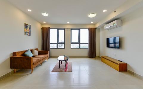 Căn hộ Masteri Thảo Điền tầng cao tháp T1 view về sông Sài Gòn