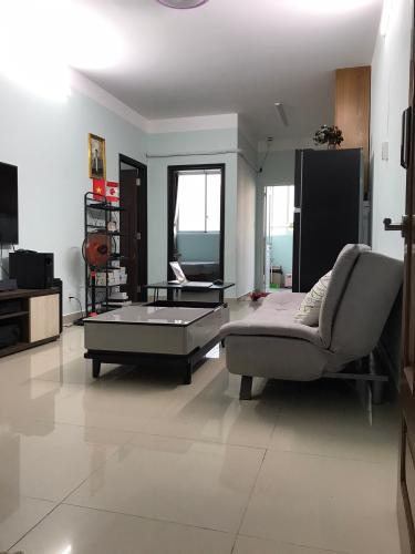 Phòng khách căn hộ Belleza Apartment Căn hộ Belleza Apartment đầy đủ nội thất, đón sáng tự nhiên.