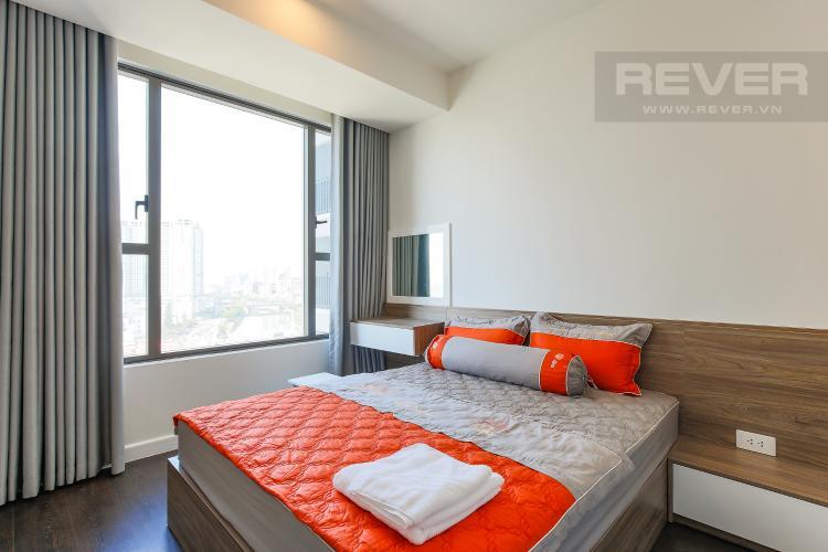 Phòng Ngủ 1 Căn hộ The Tresor 2 phòng ngủ tầng trung TS1 đầy đủ nội thất