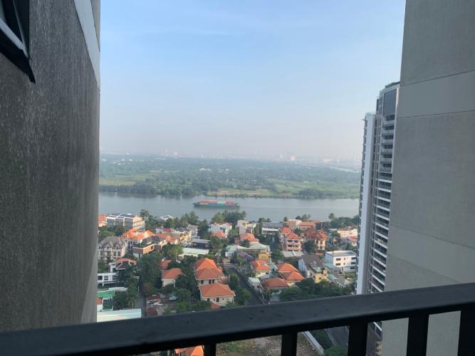 View Masteri Thảo Điền quận 2 Căn hộ Masteri Thảo Điền thiết kế hiện đại view sông thoáng mát.