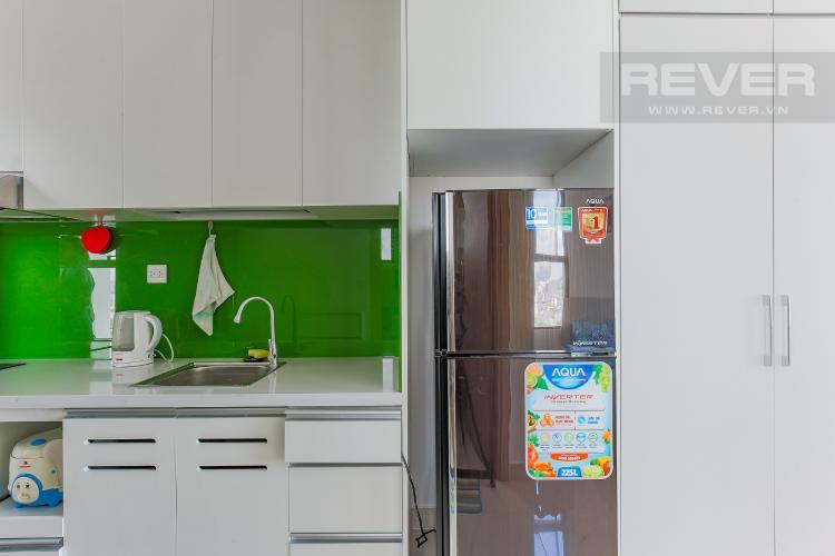 Phòng Bếp Căn hộ Rivergate Residence Quận 4 tầng thấp 1 phòng ngủ full nội thất