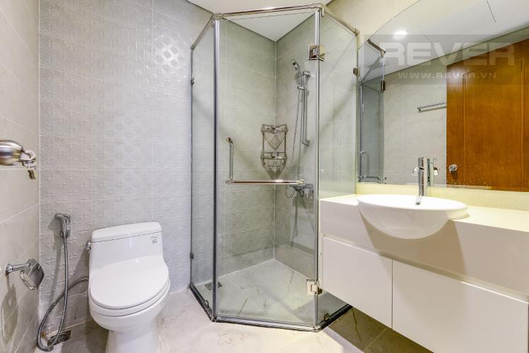 Phòng tắm 1 Căn góc Vinhomes Central Park 3 phòng ngủ tầng trung Landmark 5