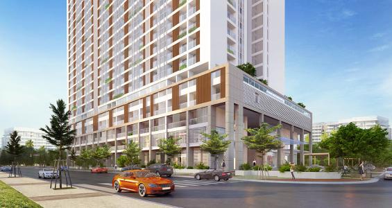 Cho thuê căn hộ Phú Mỹ Hưng Midtown 3PN, tháp The Grande, diện tích 130m2, đầy đủ nội thất