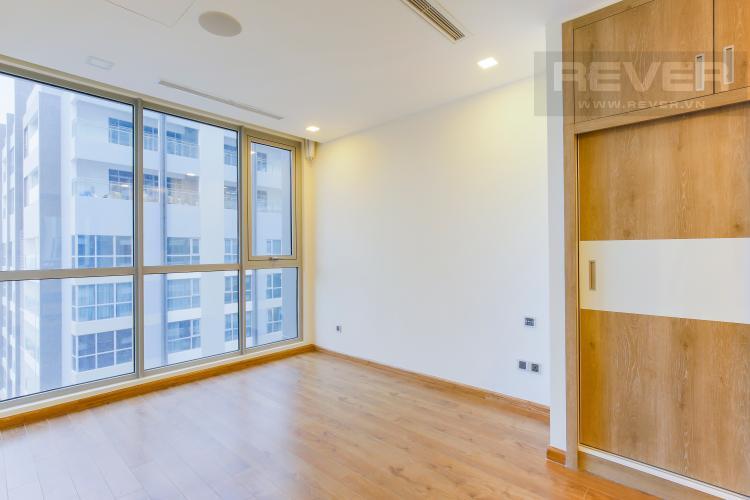 Phòng Ngủ 1 Căn hộ Vinhomes Central Park tầng cao Park 6 mới bàn giao, chưa ở