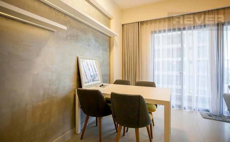Tổng Quan Căn hộ Masteri Thảo Điền 2 phòng ngủ tầng cao T4 view hồ bơi