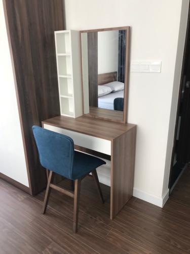 1 Cho thuê căn hộ Sunrise Riverside 3PN, diện tích 83m2, đầy đủ nội thất, view nội khu yên tĩnh