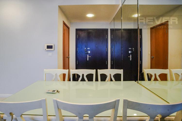 Phòng Ăn Bán căn hộ Sunrise City 2PN, nằm ngay góc, tháp V5, tầng cao, đầy đủ nội thất