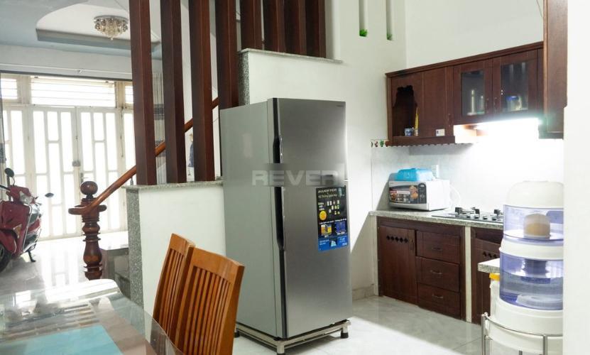 Phòng bếp nhà phố đường Quang Trung, Gò Vấp Nhà phố Gò Vấp diện tích 80m2 nội thất cơ bản, hẻm xe hơi 5m.