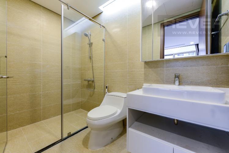 Phòng tắm 1 Căn hộ Vinhomes Central Park tầng cao, Park 3, 3 phòng ngủ, view sông.