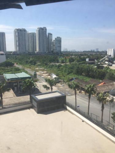 view cảnh căn hộ offitel The Sun Avenue Căn hộ Officetel The Sun Avenue tầng thấp view sông nội thất đầy đủ.