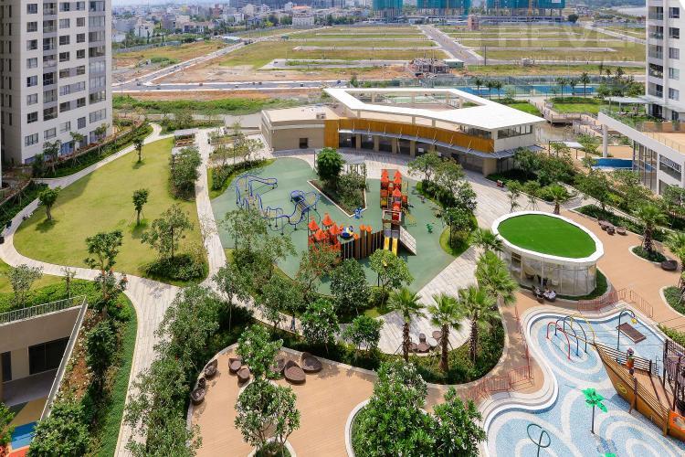 View Bán hoặc cho thuê căn hộ Đảo Kim Cương 2 phòng ngủ tháp Hawaii, đầy đủ nội thất, view nội khu đẹp