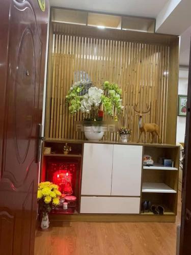Căn hộ chung cư Nhất Lan, Bình Tân Căn hộ chung cư Nhất Lan hướng Đông Nam, đầy đủ nội thất.