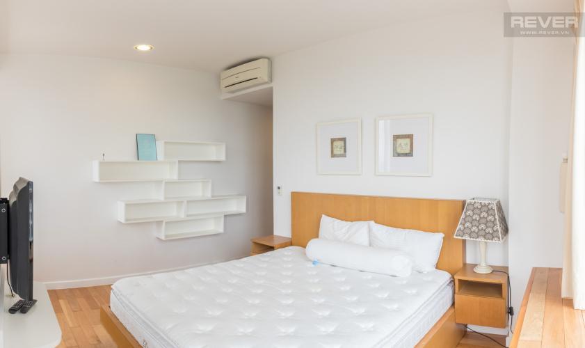 Phòng Ngủ Master Bán căn hộ Sunrise City 2PN, tháp V2 khu South, đầy đủ nội thất, view sông thoáng đãng