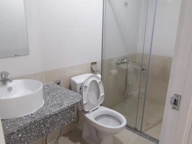 Phòng tắm căn hộ City Gate Căn hộ City Gate 2 phòng ngủ view nội khu hồ bơi thoáng mát.