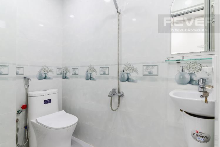 Phòng Tắm 1 Bán nhà phố 2 tầng, 4PN, đường nội bộ Bùi Quang Là, nằm trong khu vực an ninh, yên tĩnh