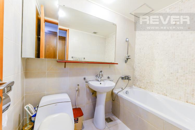 Phòng tắm 1 Cho thuê căn hộ The Manor 2PN, đầy đủ nội thất, view đẹp