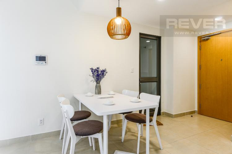 Bàn ăn Cho thuê căn hộ Masteri Thảo Điền tầng cao, 2PN, đầy đủ nội thất, view sông