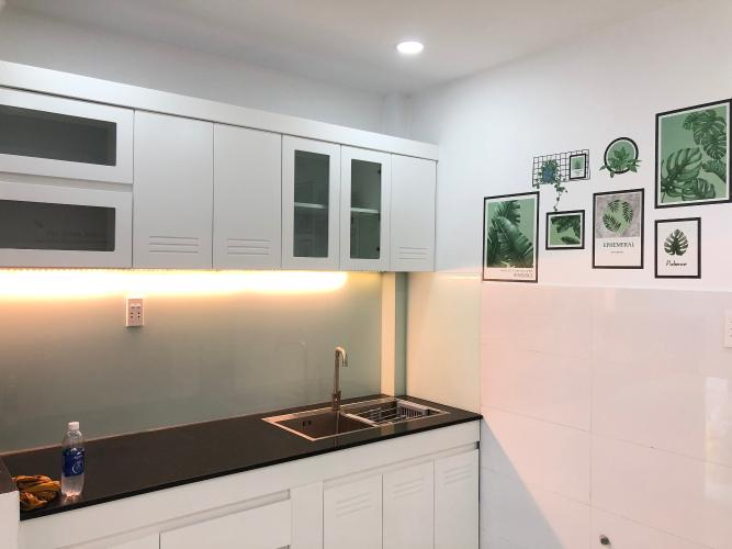 Nhà bếp nhà phố Quận Gò Vấp Nhà phố Q.Gò Vấp diện tích đất 3.01m x13.95m, nội thất cơ bản.