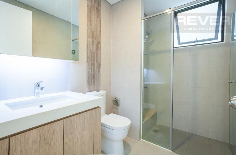 Phòng Tắm 2 Căn góc Estella Heights tầng cao tháp T2 mới bàn giao, view sông