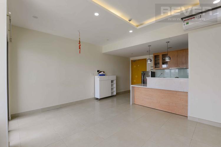 Phòng Khách Cho thuê căn hộ Masteri Thảo Điền 2PN, tầng trung, tháp T3, hướng Tây Nam vượng khí