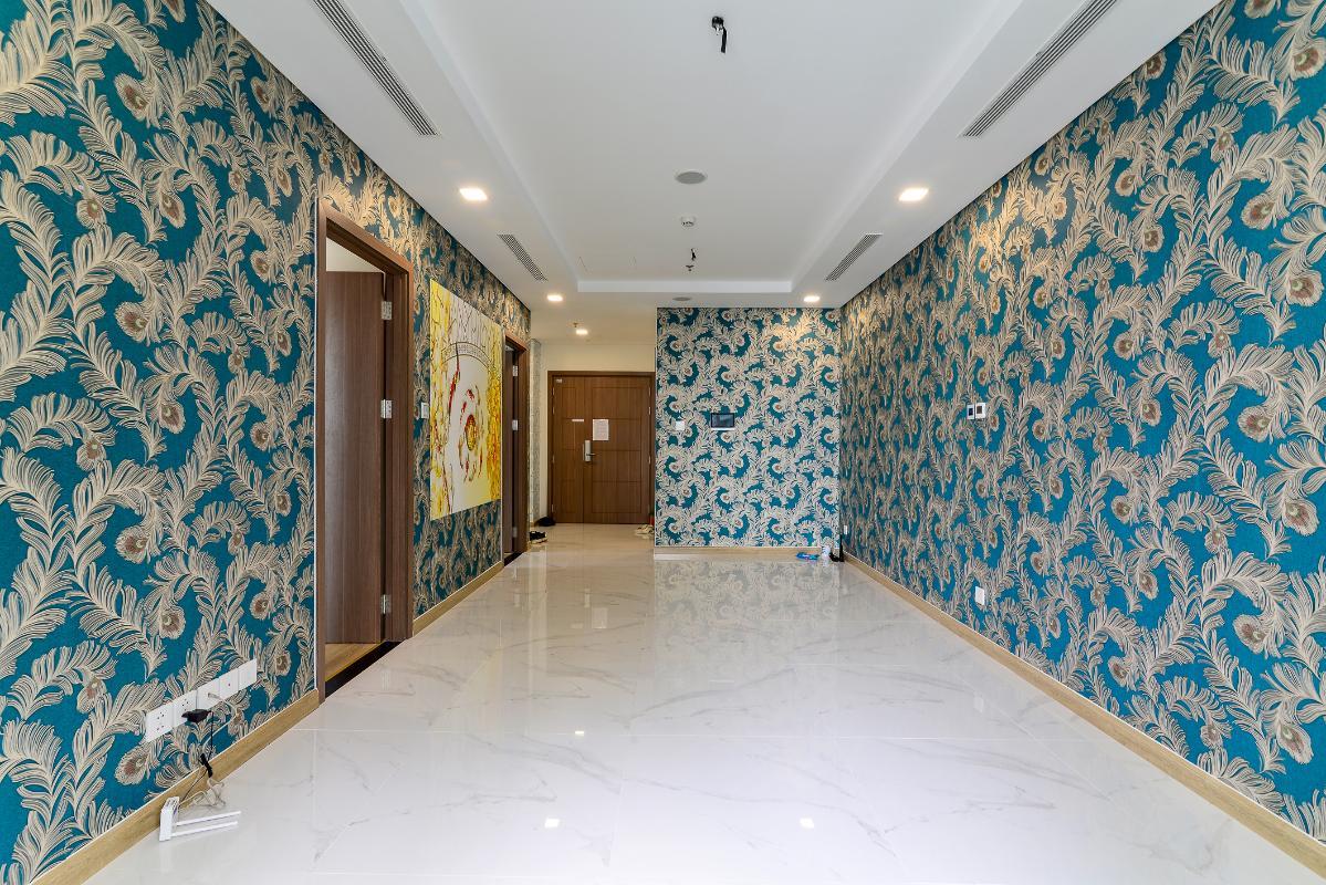 cover (2) Cho thuê căn hộ Vinhomes Central Park 2PN, tháp Landmark 81, nội thất cơ bản, là căn góc, view Xa lộ Hà Nội