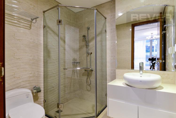 Phòng Tắm 2 Căn hộ Vinhomes Central Park tầng trung, tháp Landmark 5, 2PN đầy đủ nội thất