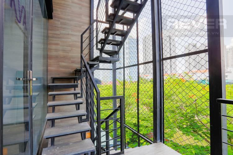 Lối Đi Nhà phố 8 phòng ngủ đường số 3A Tân Hưng Quận 7