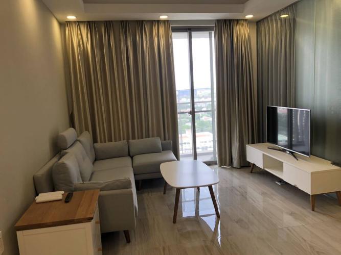 Cho thuê căn hộ Happy Residence 2PN, diện tích 78m2, đầy đủ nội thất, có ban công thông thoáng