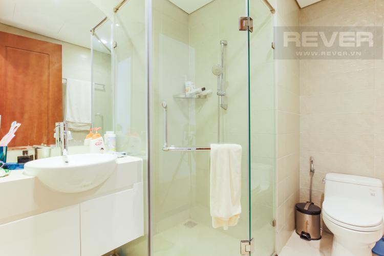 Phòng Tắm 1 Căn góc Vinhomes Central Park tầng cao Central 1 view nhìn vĩnh viễn về sông
