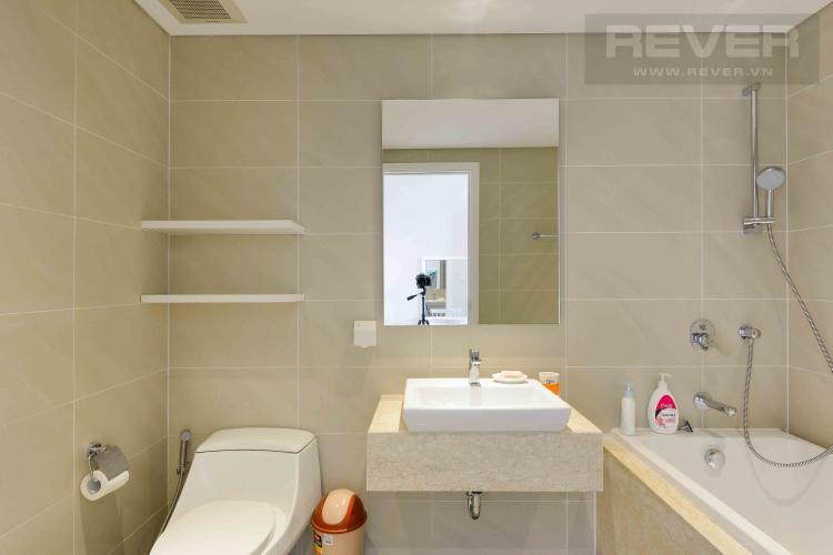 Toilet Bán căn hộ Diamond Island - Đảo Kim Cương 2PN, tháp Bora Bora, đầy đủ nội thất, view sông thoáng mát